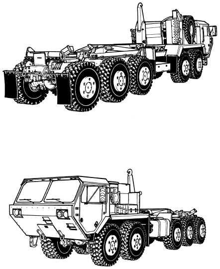 figure 1 2 m1075 palletized load system truck without crane rh constructionpaletizedsystems tpub com m1075 technical manual pdf m1075 technical manual pdf