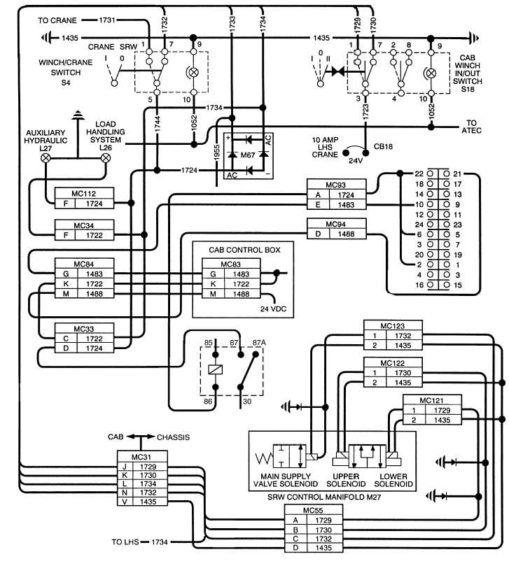 warn wireless winch remote wiring diagram ramsey 12000
