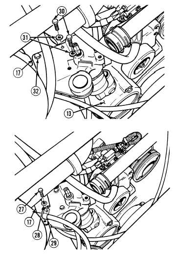 Install Right Thermostat Housing