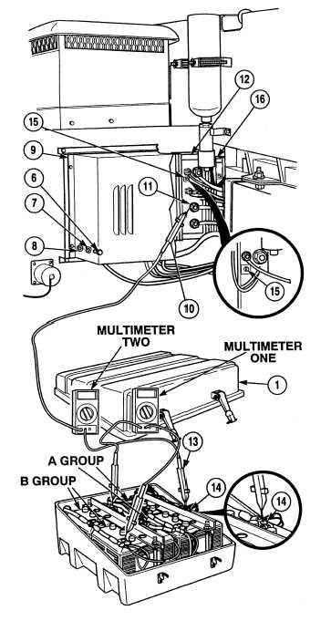 Potentiometer On Duvac Controller