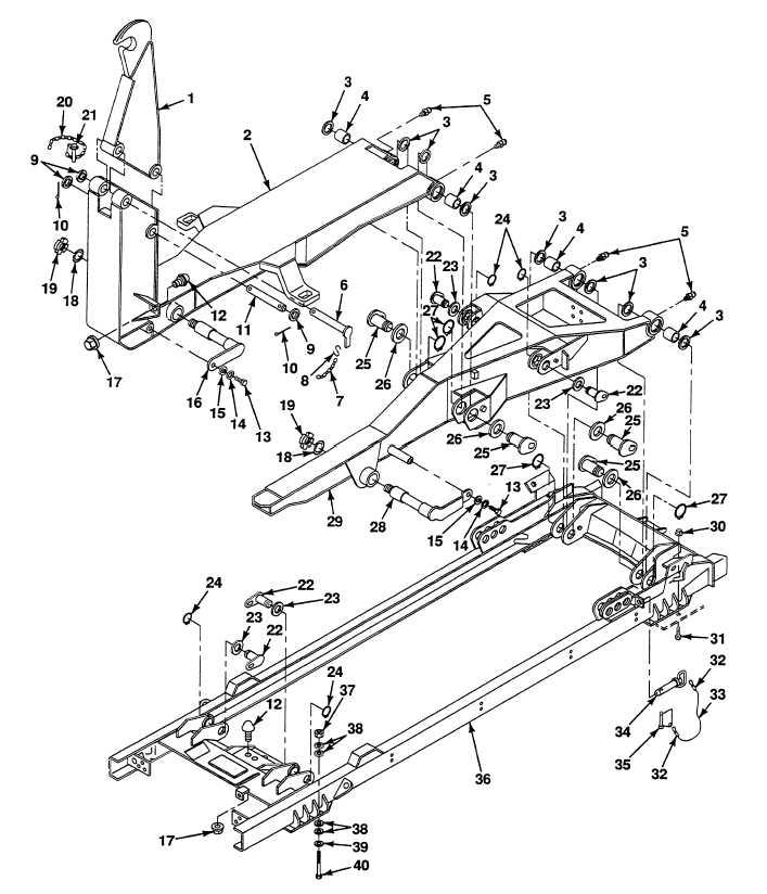 fig  453 load handling system