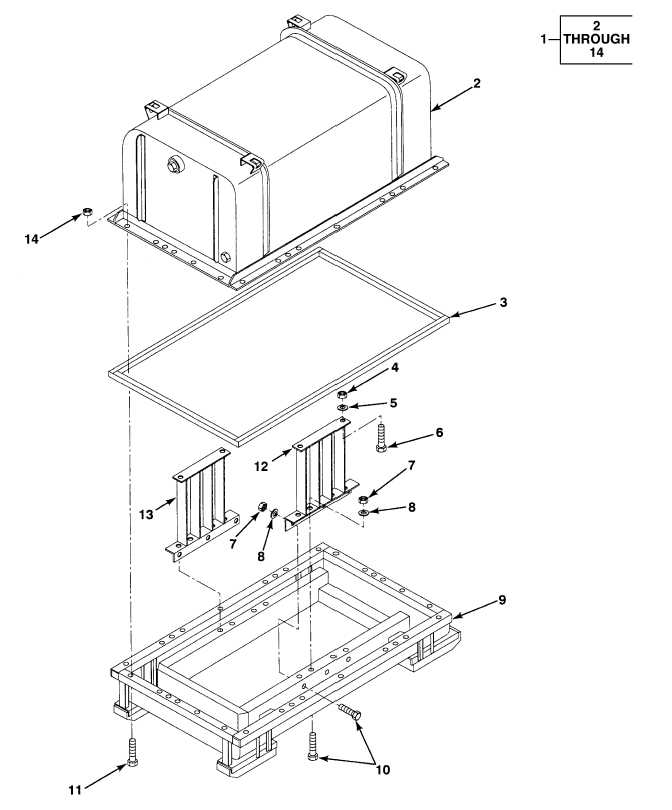 Transferable Container House: FIG. 484 TRANSFER CASE SHIPPING CONTAINER